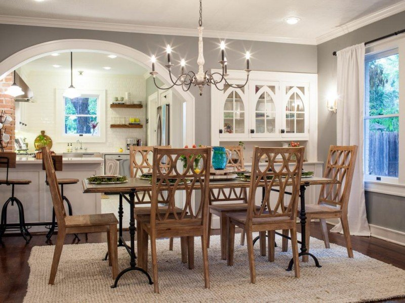 Fixer upper the takeaways a thoughtful place for Joanna gaines dining room designs