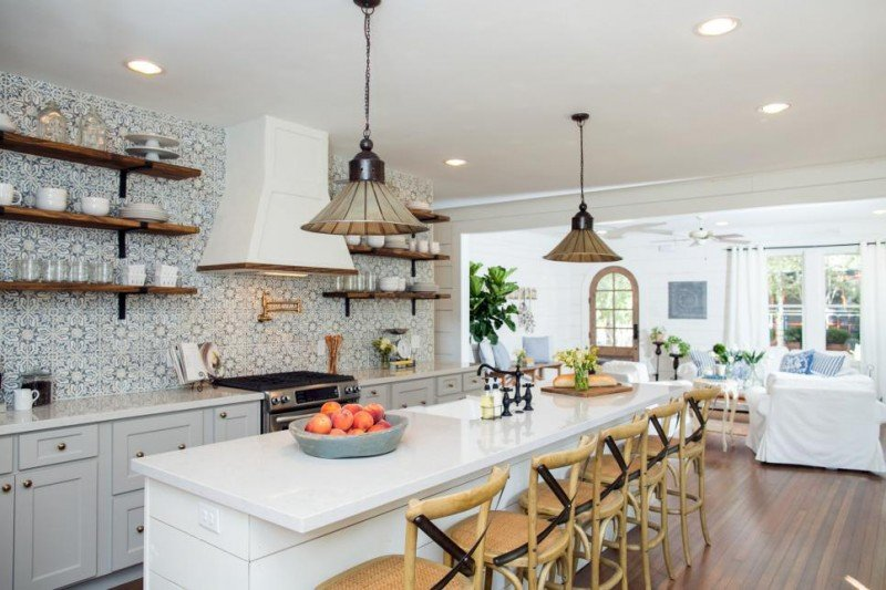 Kitchen Stove Backsplash Ideas Pictures Tips From Hgtv: The Takeaways - A Thoughtful Place
