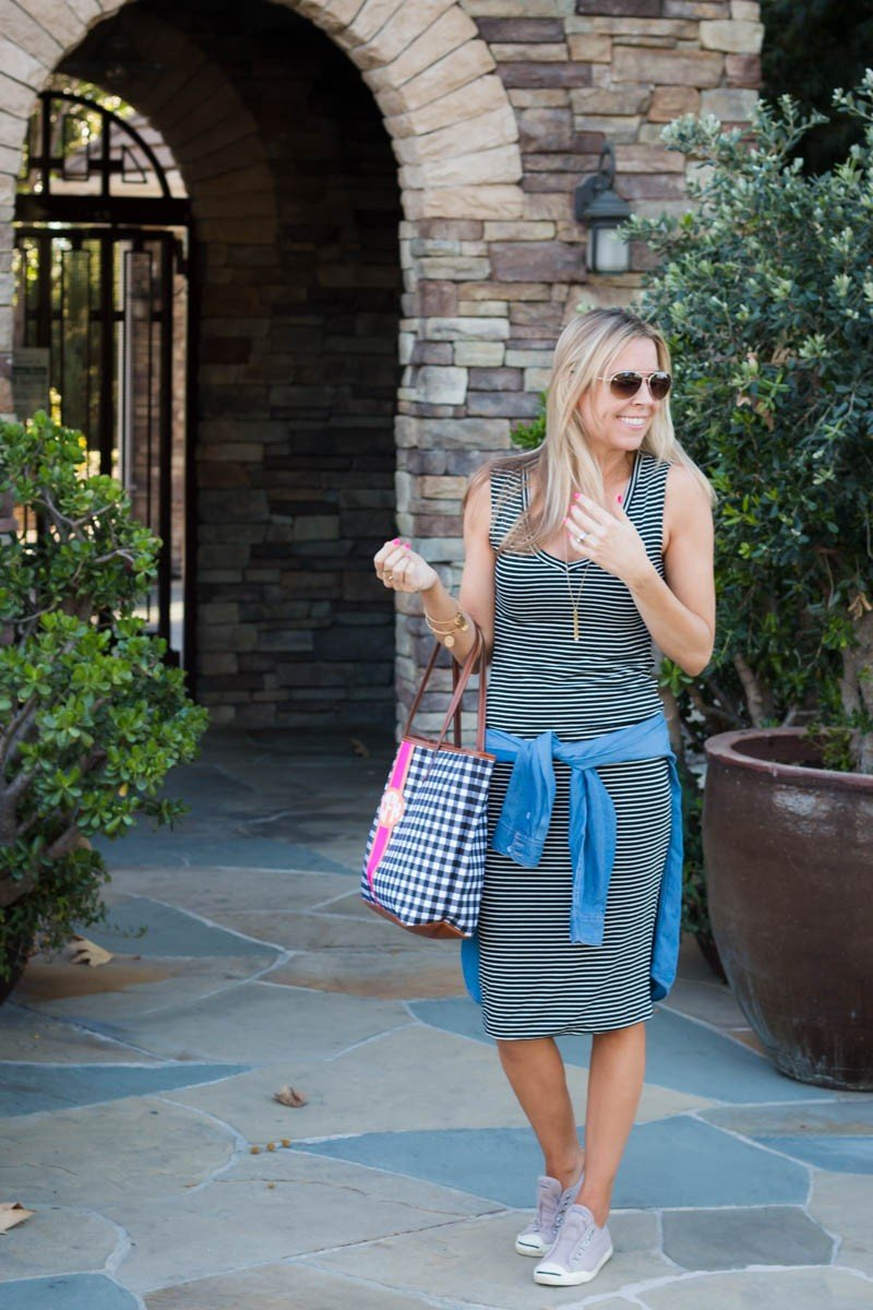 stripes and gingham style