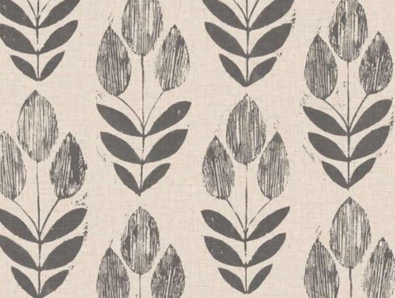 block print wallpaper