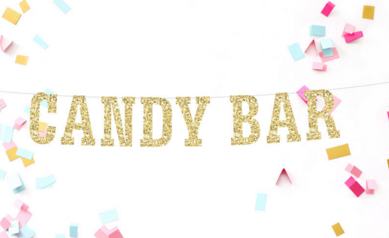 candy bar etsy store