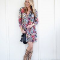 A Boho Look for Spring
