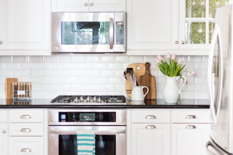 glass cabinets kitchen chic finds to refresh your home a thoughtful place 15824