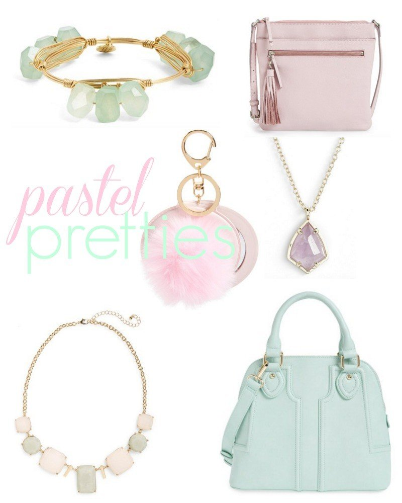 pastel pretties
