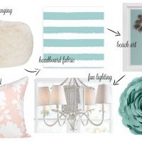 A Beachy Bedroom | The Design Plan