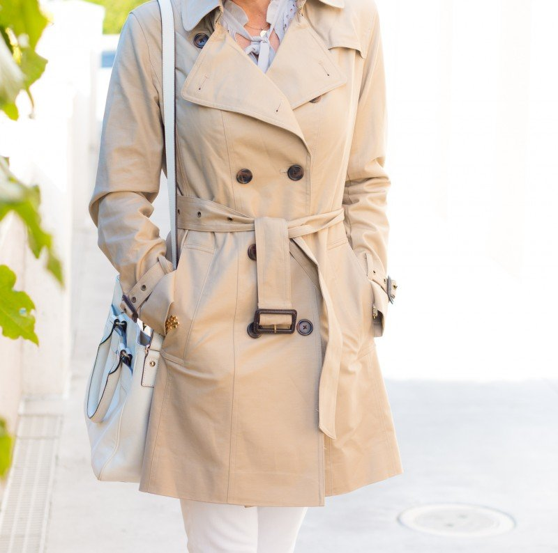 trench coat style8