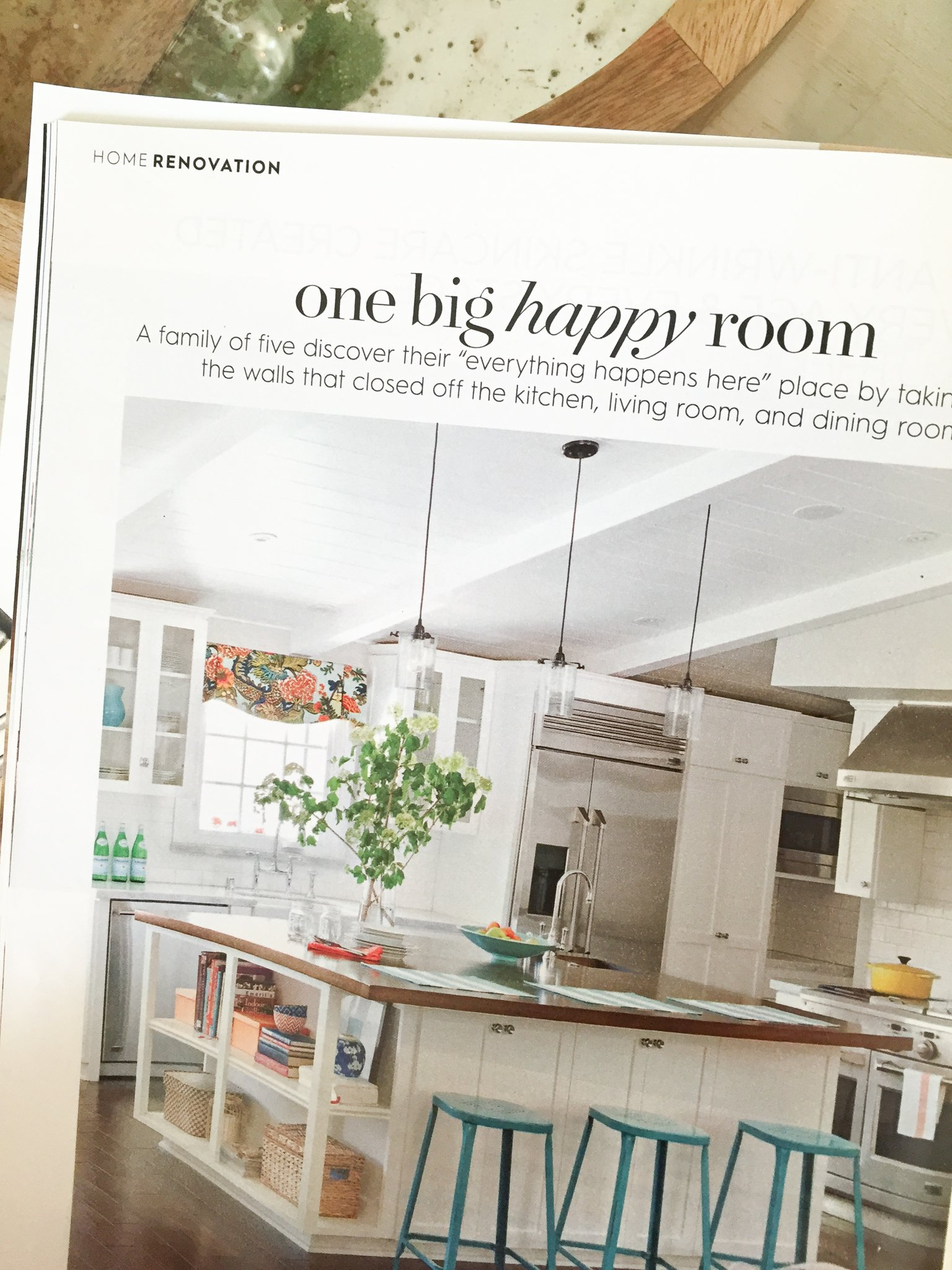 Better Homes and Gardens Feature A Thoughtful Place