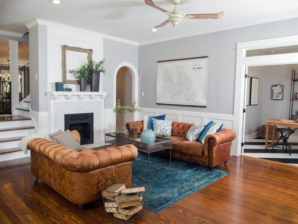 Fixer upper the takeaways a thoughtful place for Joanna gaines living room ideas