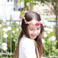 Trying Something New | Flower Crowns