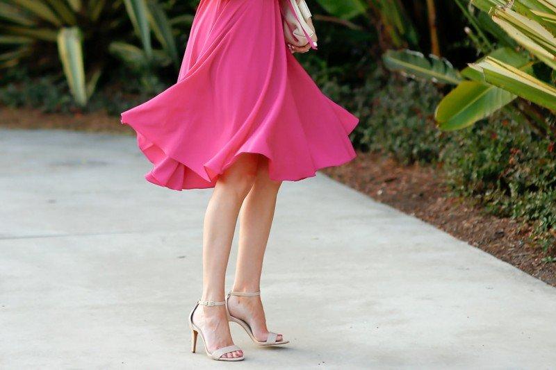 off the shoulder dress-4