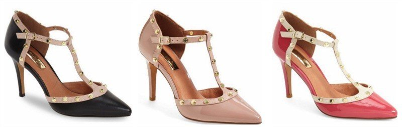 three heels