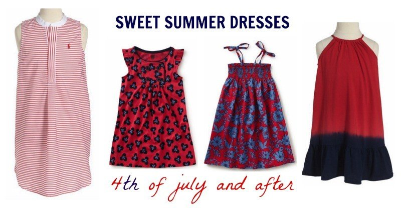 4th dresses