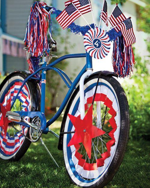 fourth bike