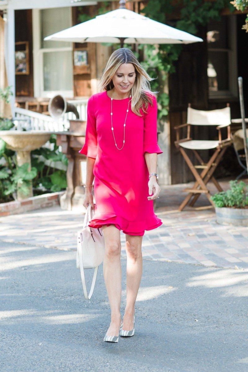 pink dress a thoughtful place-2