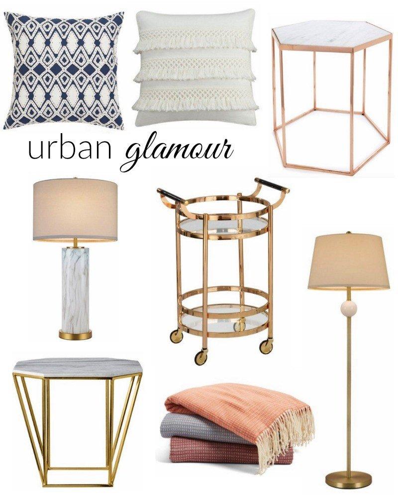urban glamour