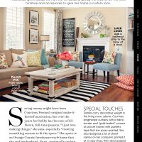 Our Better Homes & Gardens Feature