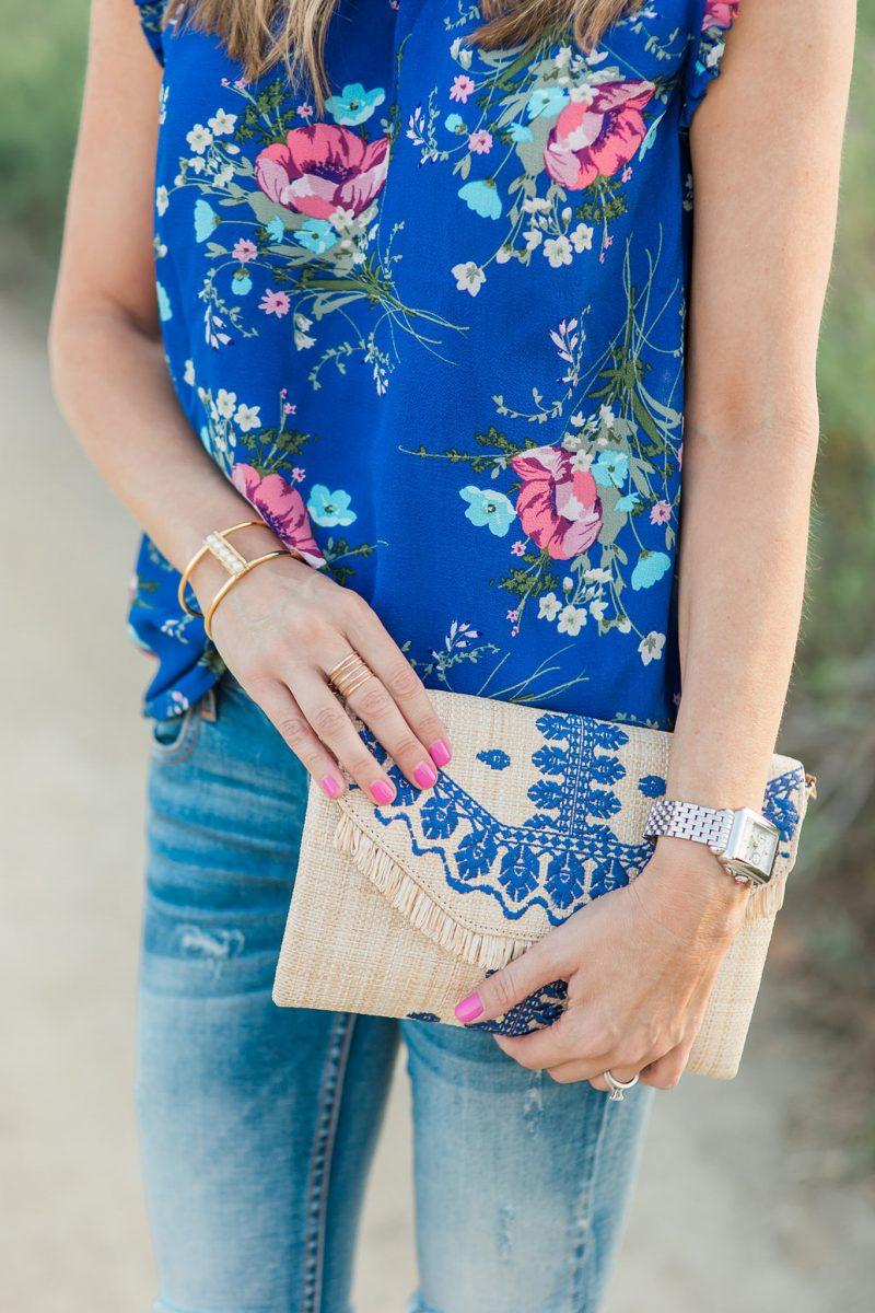 blue floral top-3