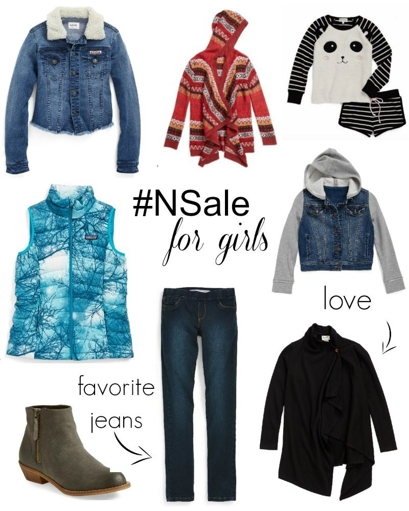 nsale for girls