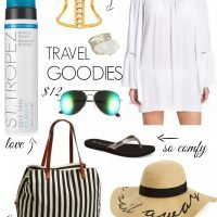 Saturday Shopping | Travel Necessities