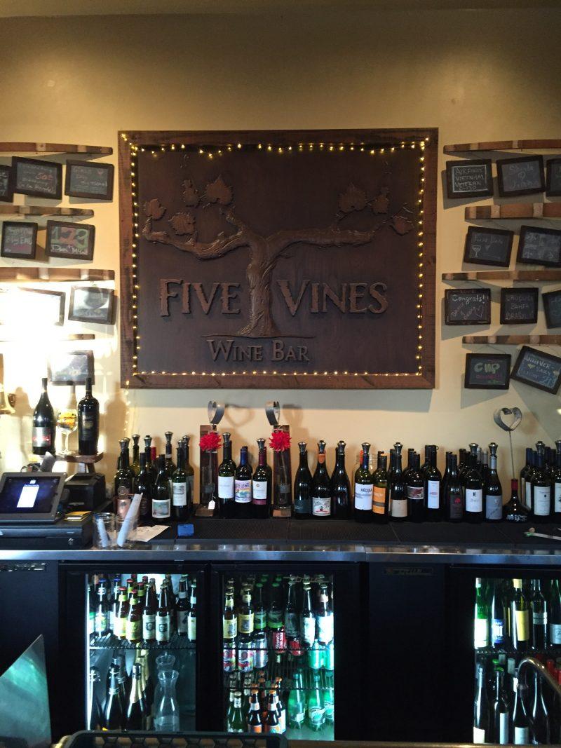 Five Vines