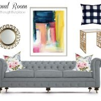 Formal Room | Design Direction
