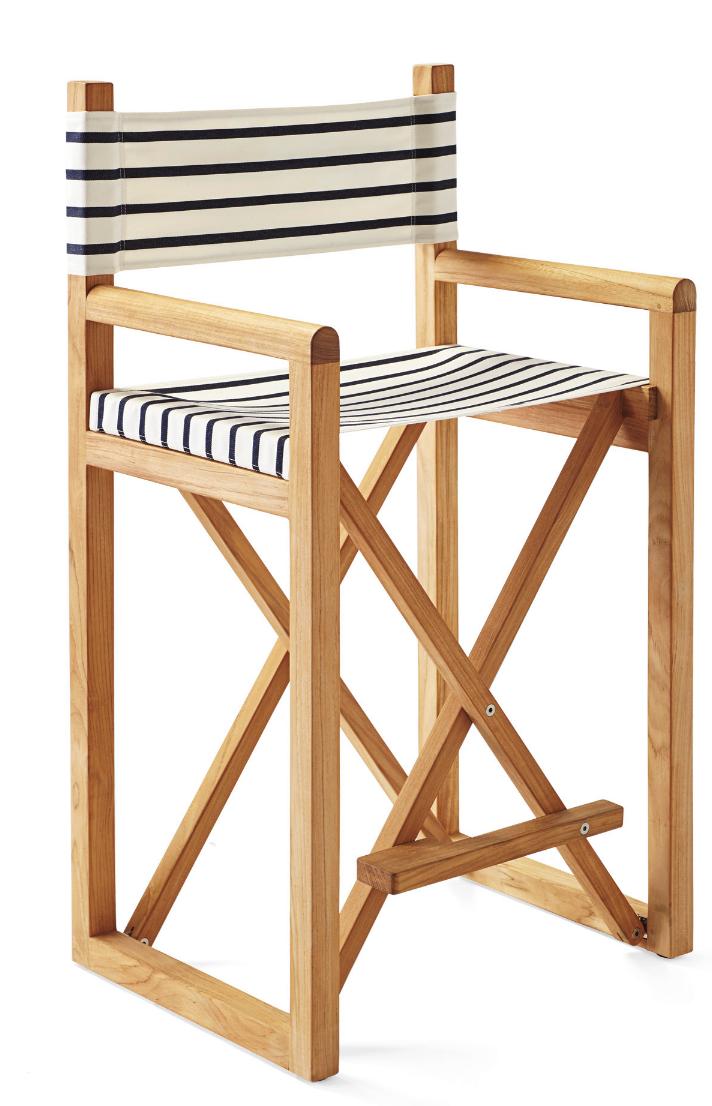 beach house stool