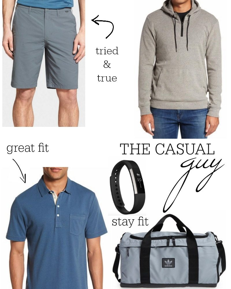 casual guy