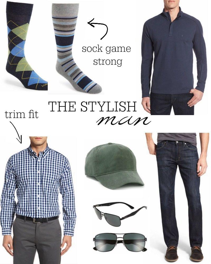men's collage