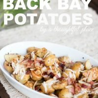 Back Bay Potatoes