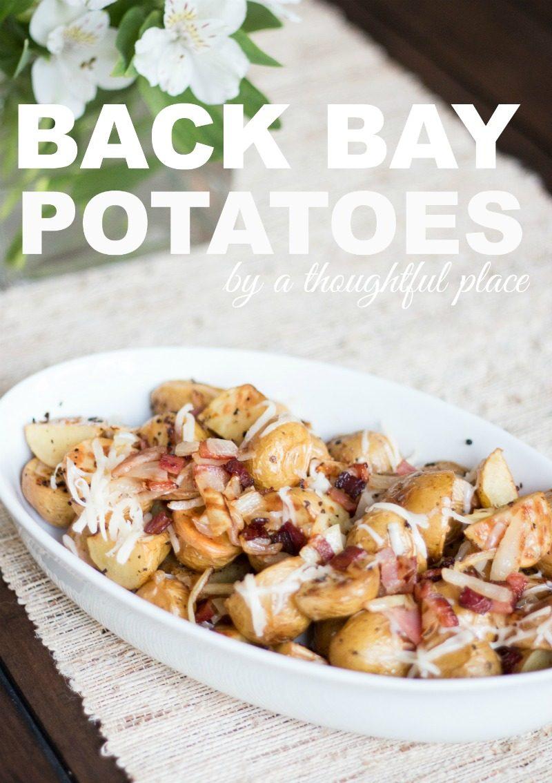 Back Bay Potatoes