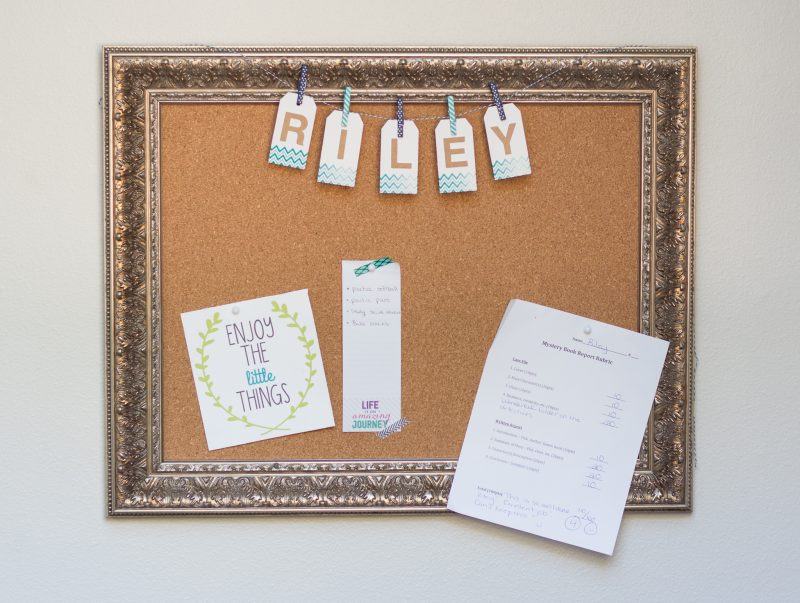 Diy Bulletin Boards For Kids A Thoughtful Place