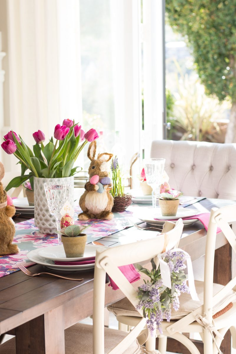 Easter Table from A Thoughtful Place