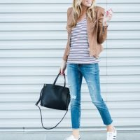 Top 4 Denim Favorites for Spring