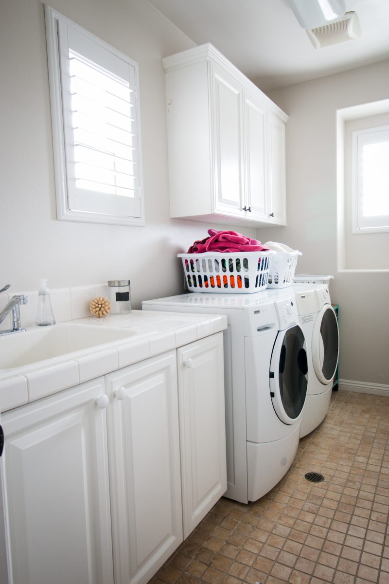 Laundry Room Plan Part - 40: THE PLAN