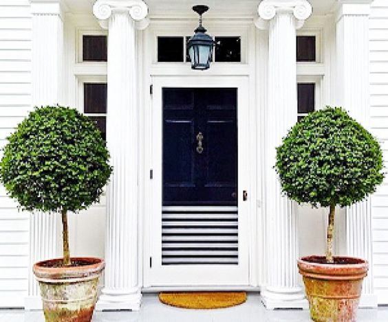 Five Ways to add Charm to a Porch