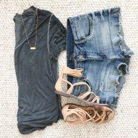 Saturday Shopping | Summer Capsule Wardrobe