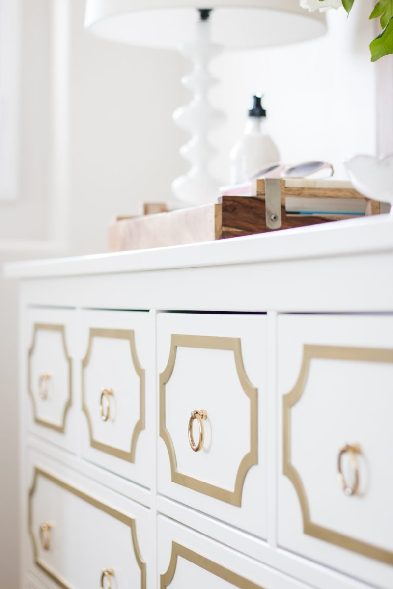 Awesome Her grown up neutral room is ing together I am so thankful to this dresser too The drawers are keeping her so organized it us crazy