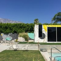 Palm Springs | The Butterfly House