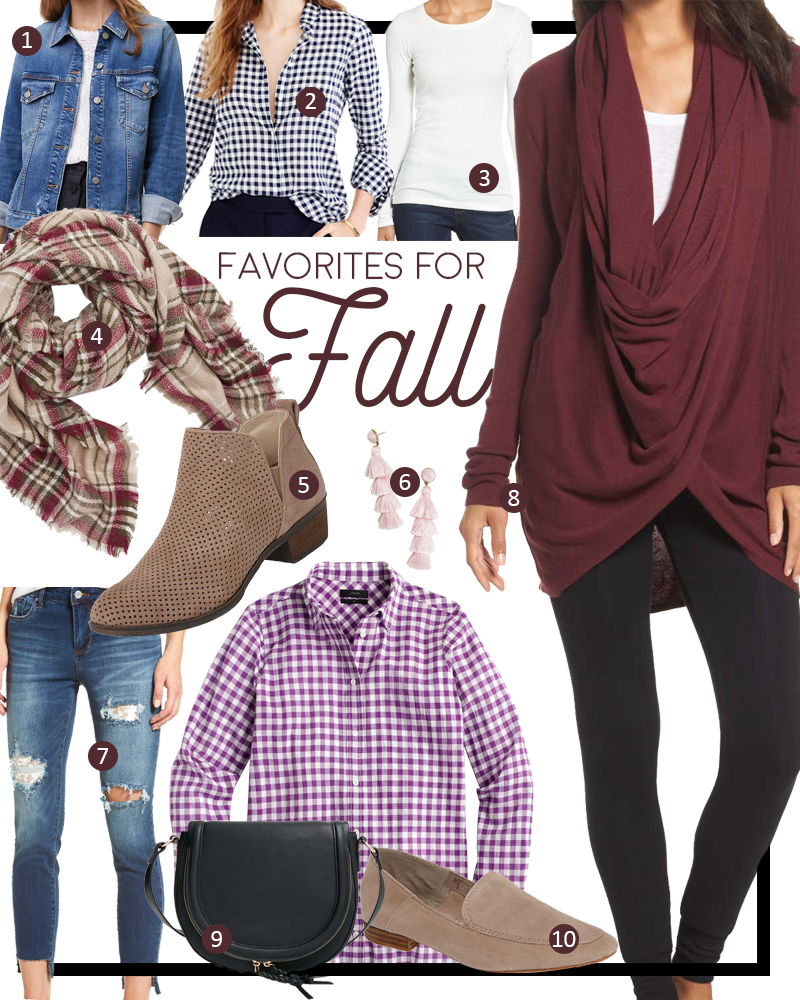 Saturday Shopping | Favorites for Fall