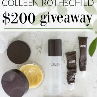 $200 Colleen Rothschild Giveaway
