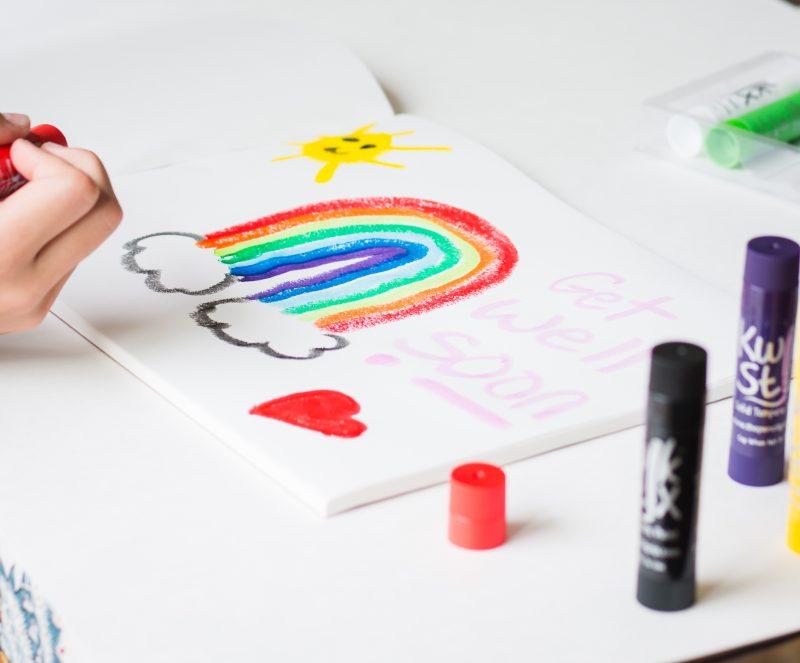 No Mess Artwork – Mommy Secret