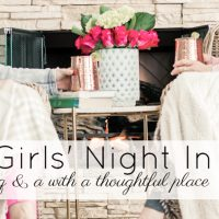 Girls' Night In – Q & A Number 2