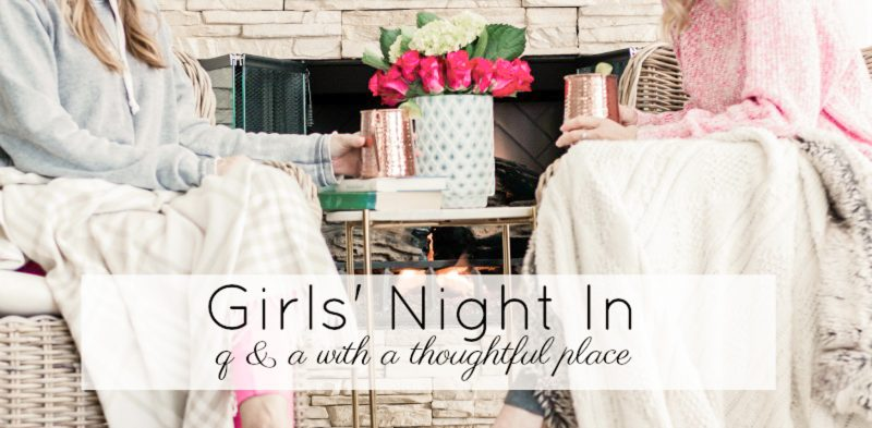 Girls' Night In – Q & A Number 3
