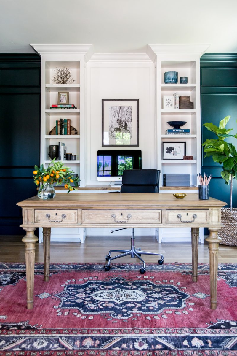 Home Office Design - A Thoughtful Place
