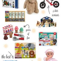 All About the Kids Gift Guide