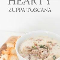 Hearty Zuppa Toscana
