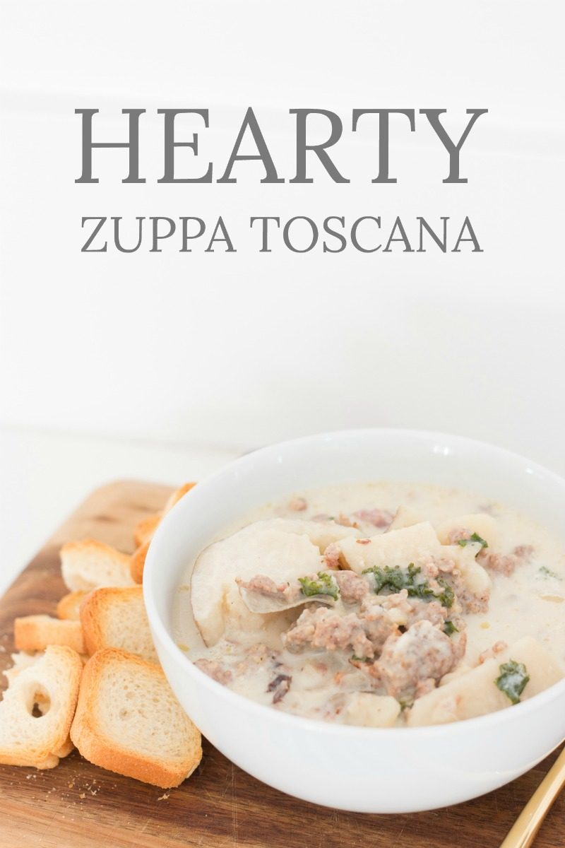 Miraculous Hearty Zuppa Toscana A Thoughtful Place Interior Design Ideas Gentotryabchikinfo