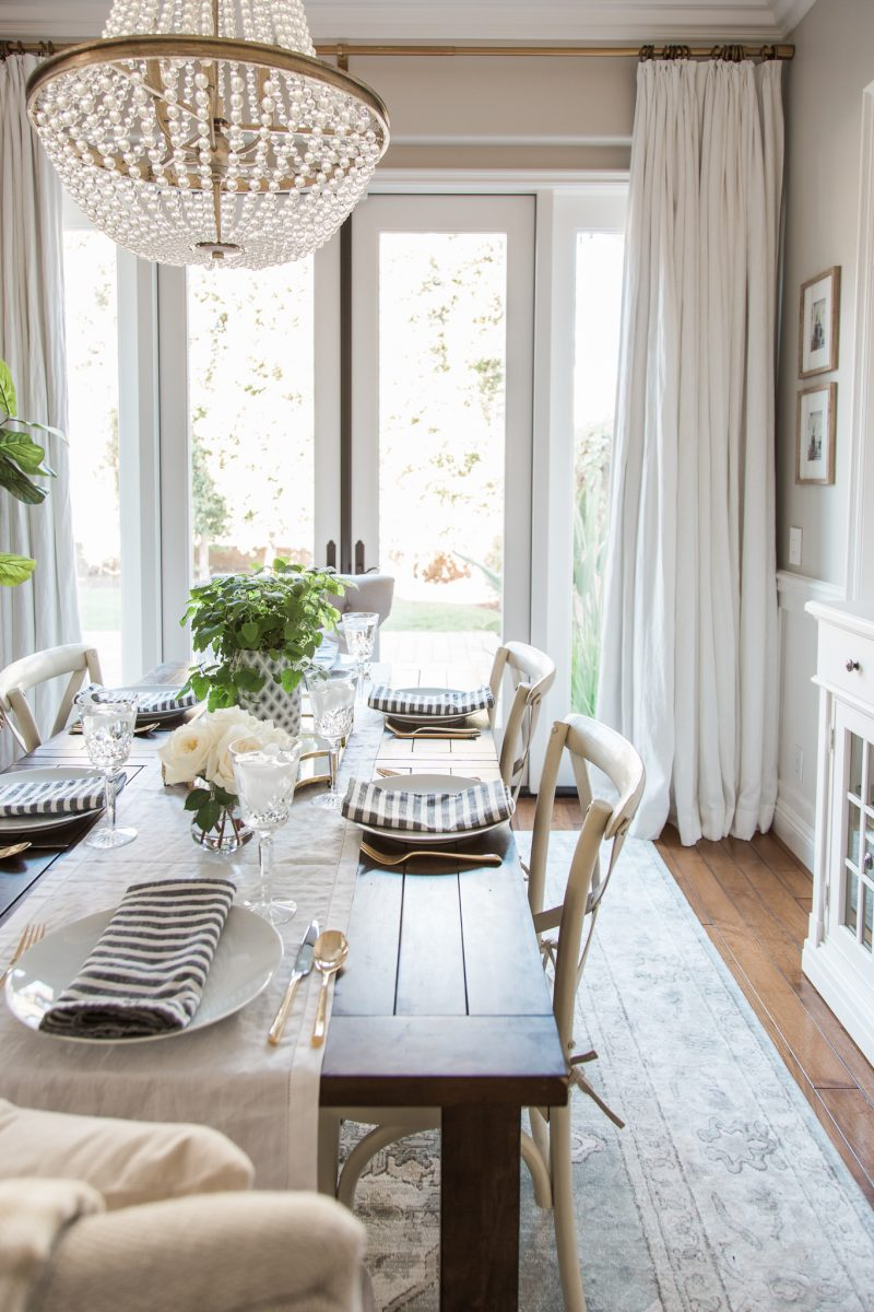 Decked + Styled Spring Tour - A Thoughtful Place