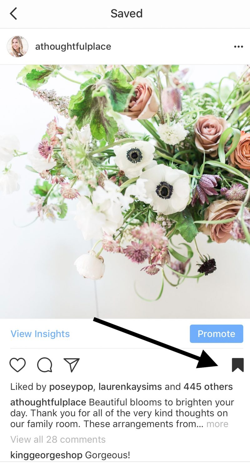 How to Create Folders in Instagram - A Thoughtful Place
