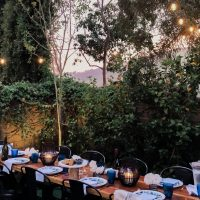 Outdoor Entertaining Made Easy